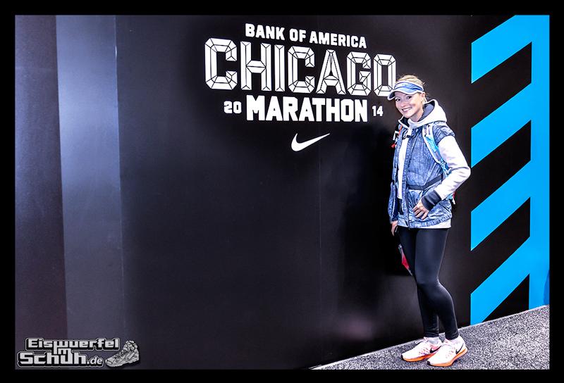 EISWUERFELIMSCHUH – CHICAGO MARATHON 2014 PART I – Marathon Messe McCormick Place (82)