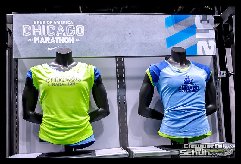 EISWUERFELIMSCHUH – CHICAGO MARATHON 2014 PART I – Marathon Messe McCormick Place (83)