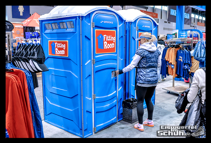 EISWUERFELIMSCHUH – CHICAGO MARATHON 2014 PART I – Marathon Messe McCormick Place (94)