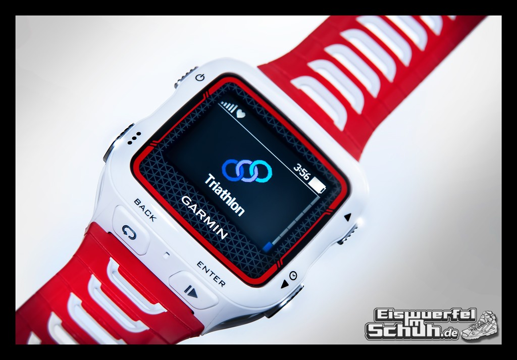 EISWUERFELIMSCHUH - GARMIN FORERUNNER 920XT Preview Test Running Triathlon Swim (7)