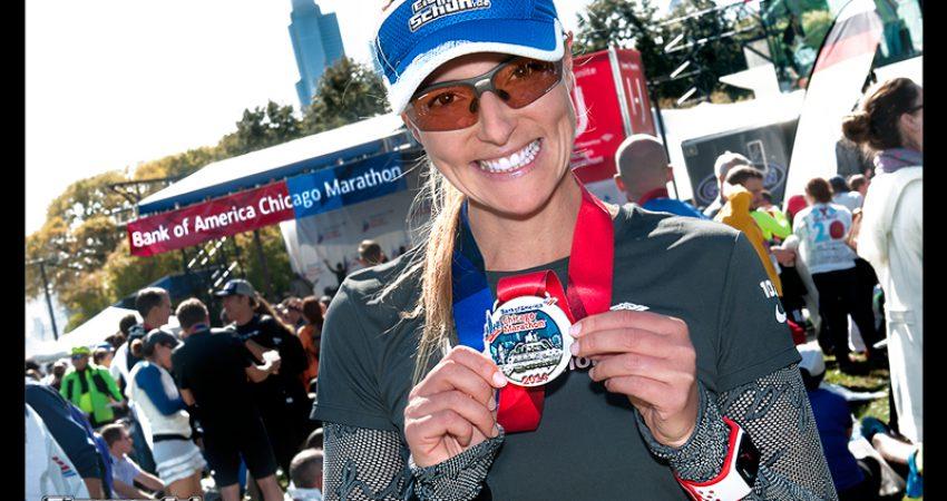 Chicago Marathon – Jede Meile lächelnd genossen