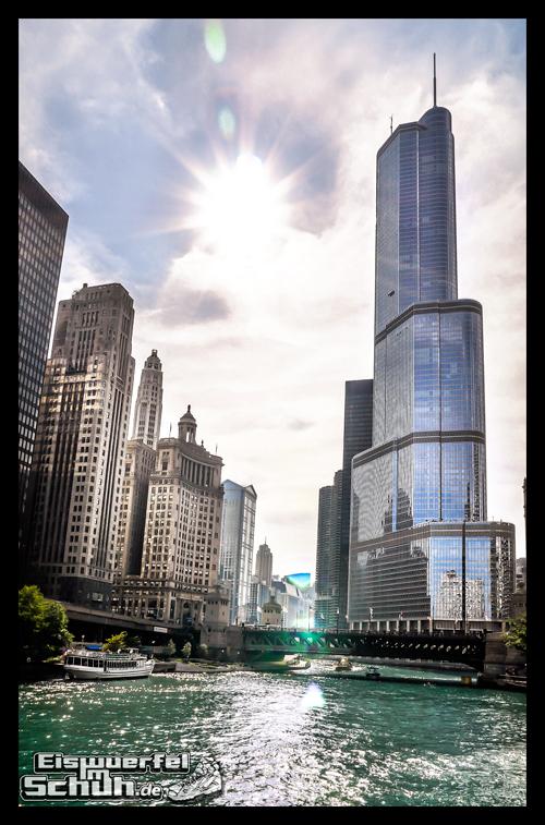 EISWUERFELIMSCHUH - IN CHICAGO - Marathon Laufen Architektur sightseeing (25)