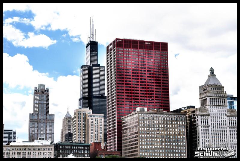 EISWUERFELIMSCHUH - IN CHICAGO - Marathon Laufen Architektur sightseeing (29)