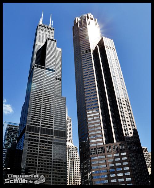 EISWUERFELIMSCHUH - IN CHICAGO - Marathon Laufen Architektur sightseeing (3)
