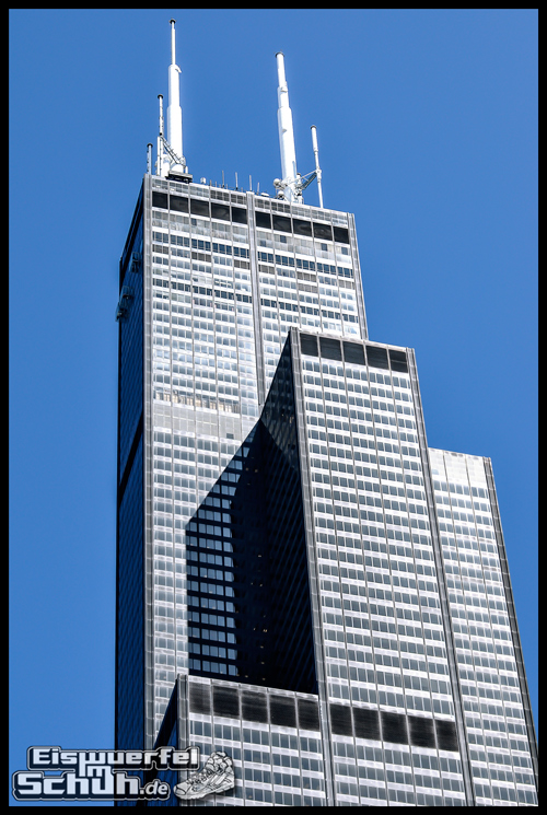 EISWUERFELIMSCHUH - IN CHICAGO - Marathon Laufen Architektur sightseeing (4)