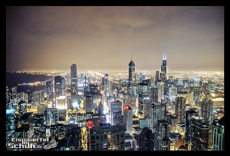 Chicago laufend genießen - Glasfassaden, Parks & der Lake Michigan