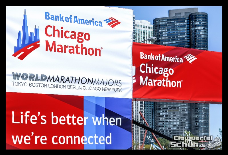 EISWUERFELIMSCHUH – CHICAGO MARATHON 2014 PART I I – Chicago Marathon 2014 (06)