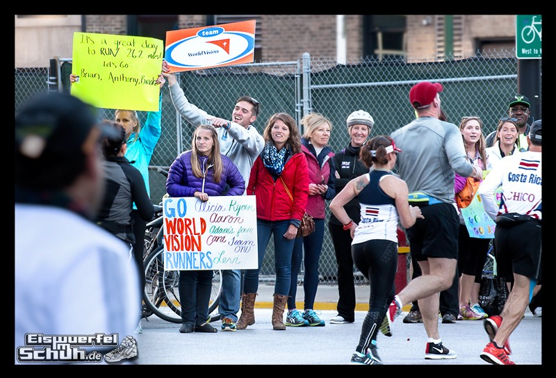 EISWUERFELIMSCHUH – CHICAGO MARATHON 2014 PART I I – Chicago Marathon 2014 (100)