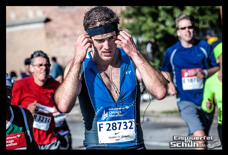 EISWUERFELIMSCHUH – CHICAGO MARATHON 2014 PART I I – Chicago Marathon 2014 (105)