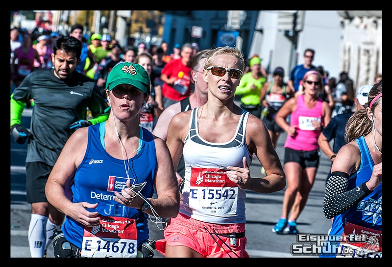EISWUERFELIMSCHUH – CHICAGO MARATHON 2014 PART I I – Chicago Marathon 2014 (109)