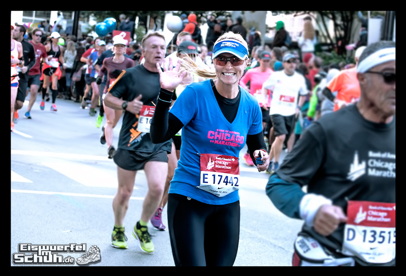 EISWUERFELIMSCHUH – CHICAGO MARATHON 2014 PART I I – Chicago Marathon 2014 (124)