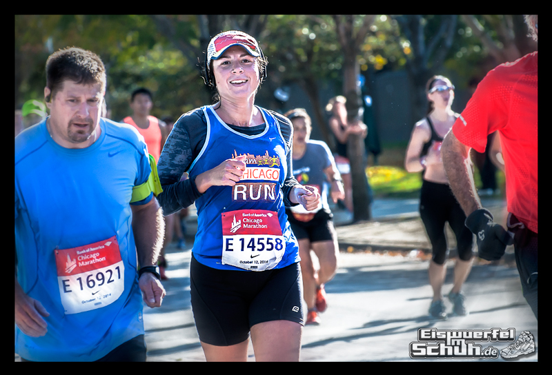 EISWUERFELIMSCHUH – CHICAGO MARATHON 2014 PART I I – Chicago Marathon 2014 (135)