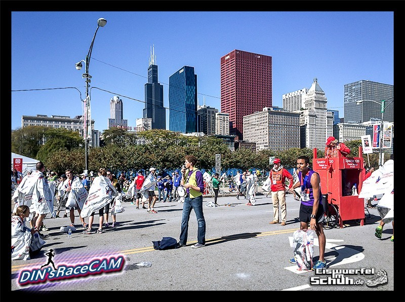 EISWUERFELIMSCHUH – CHICAGO MARATHON 2014 PART I I – Chicago Marathon 2014 (212)