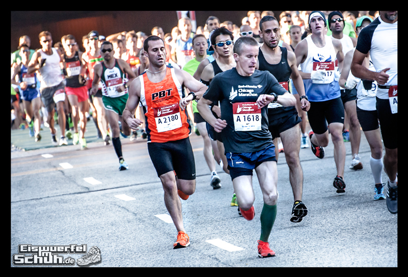 EISWUERFELIMSCHUH – CHICAGO MARATHON 2014 PART I I – Chicago Marathon 2014 (58)