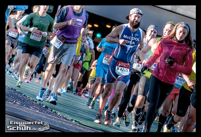 EISWUERFELIMSCHUH – CHICAGO MARATHON 2014 PART I I – Chicago Marathon 2014 (62)