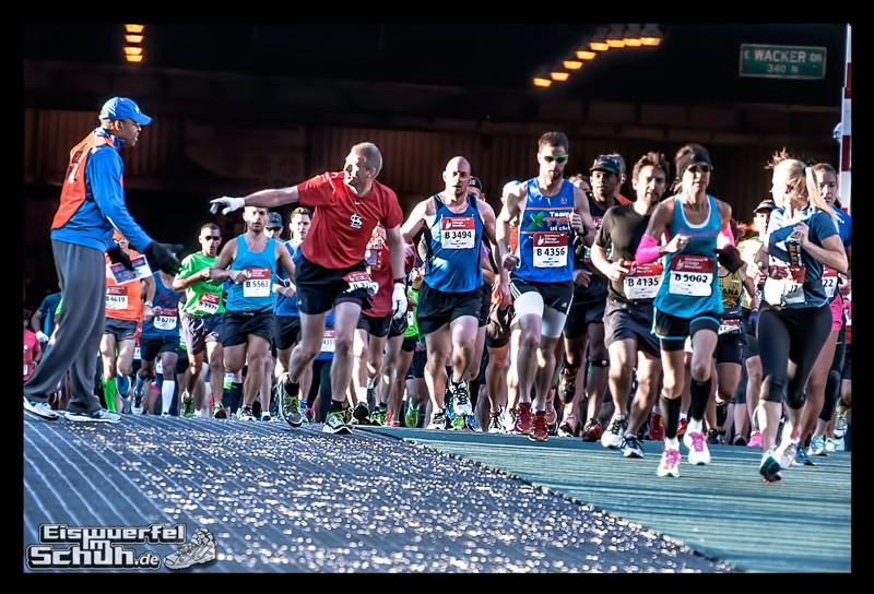 EISWUERFELIMSCHUH – CHICAGO MARATHON 2014 PART I I – Chicago Marathon 2014 (70)