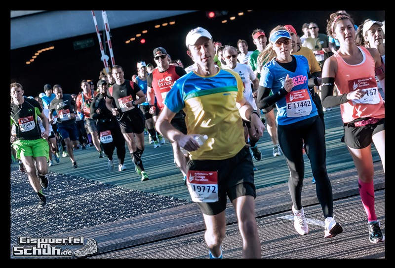 EISWUERFELIMSCHUH – CHICAGO MARATHON 2014 PART I I – Chicago Marathon 2014 (76)