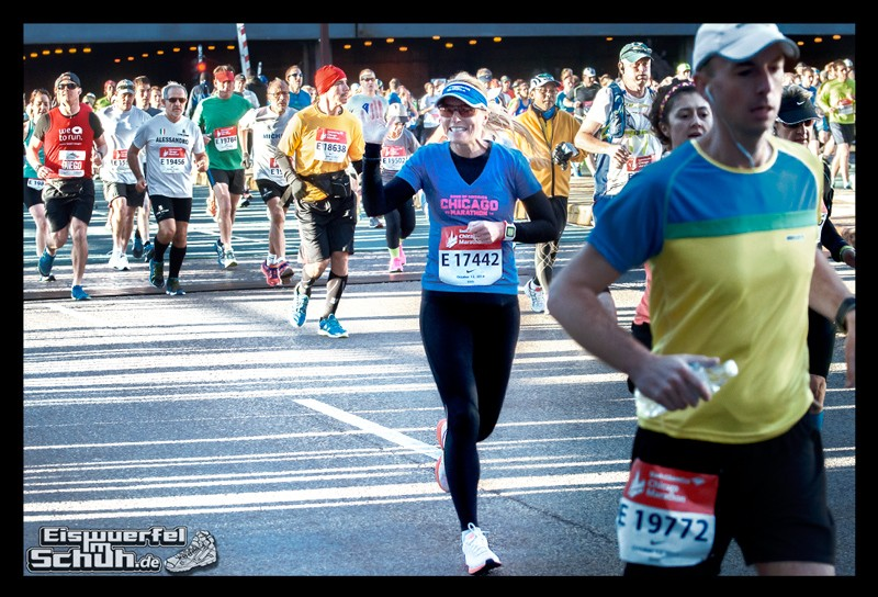 EISWUERFELIMSCHUH – CHICAGO MARATHON 2014 PART I I – Chicago Marathon 2014 (77)