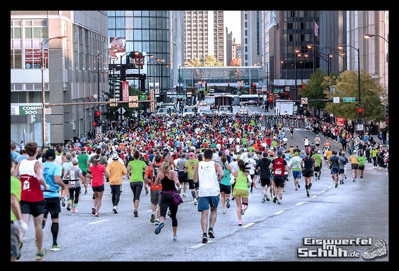 EISWUERFELIMSCHUH – CHICAGO MARATHON 2014 PART I I – Chicago Marathon 2014 (78)