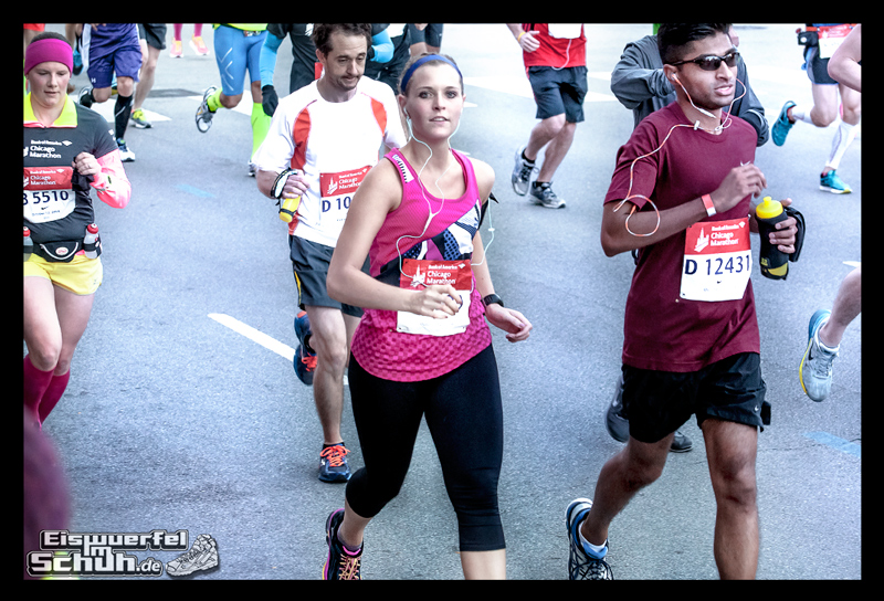EISWUERFELIMSCHUH – CHICAGO MARATHON 2014 PART I I – Chicago Marathon 2014 (89)