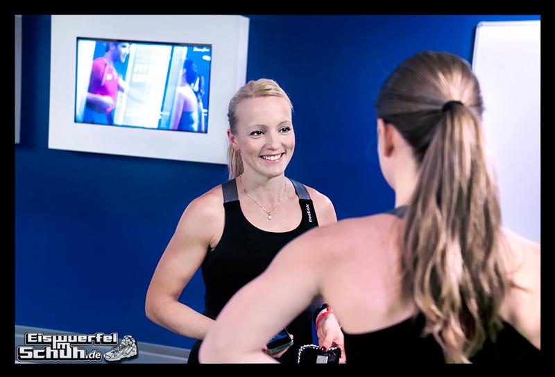 EISWUERFELIMSCHUH – Fitness Workout REEBOK Cardio Ultra Berlin (05)