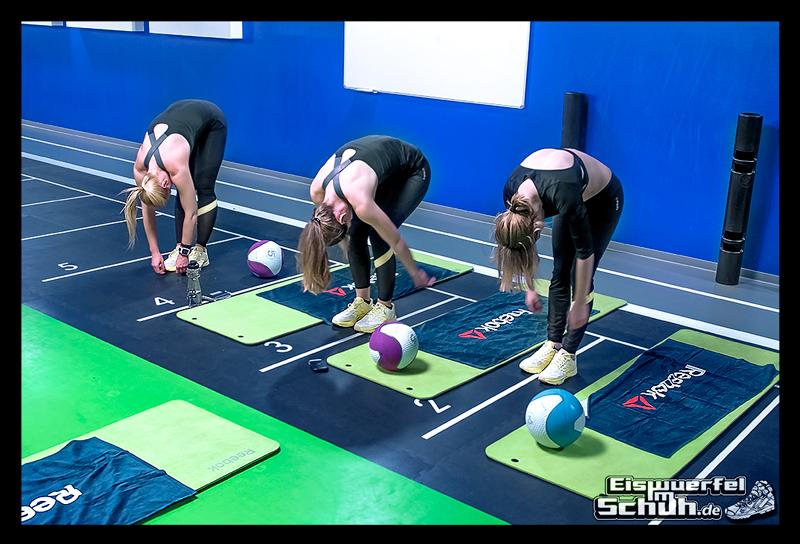 EISWUERFELIMSCHUH – Fitness Workout REEBOK Cardio Ultra Berlin (35)