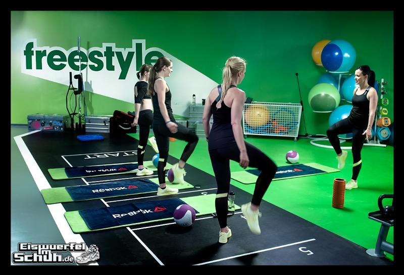 EISWUERFELIMSCHUH – Fitness Workout REEBOK Cardio Ultra Berlin (36)