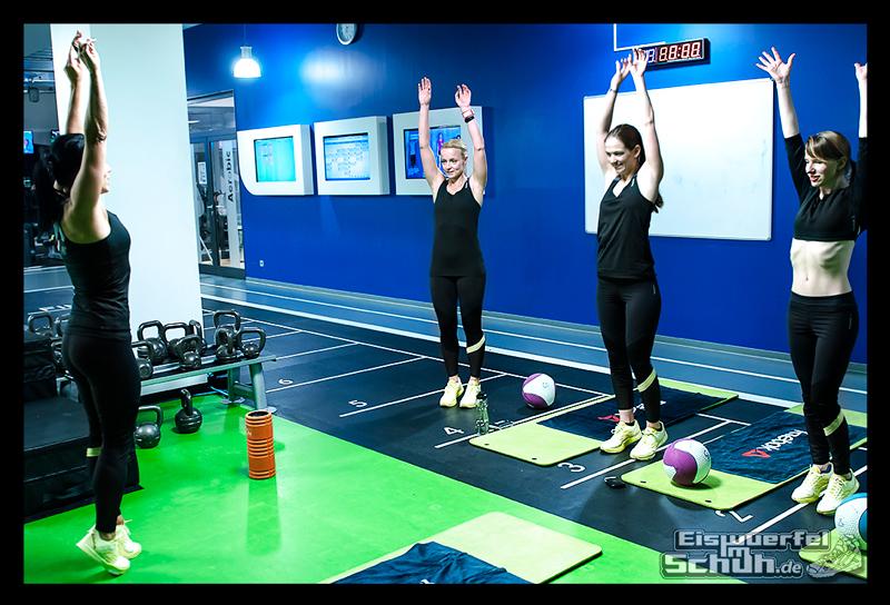 EISWUERFELIMSCHUH – Fitness Workout REEBOK Cardio Ultra Berlin (37)