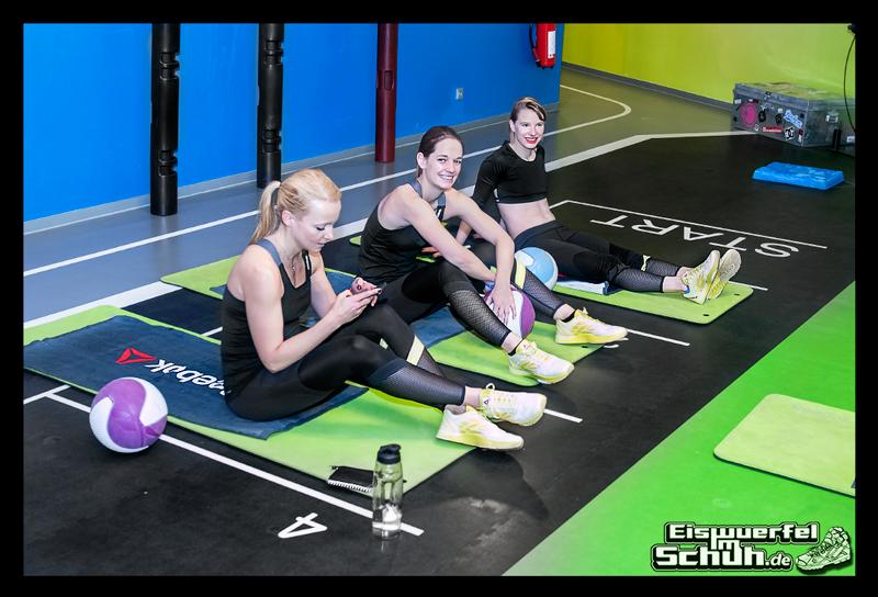 EISWUERFELIMSCHUH – Fitness Workout REEBOK Cardio Ultra Berlin (38)