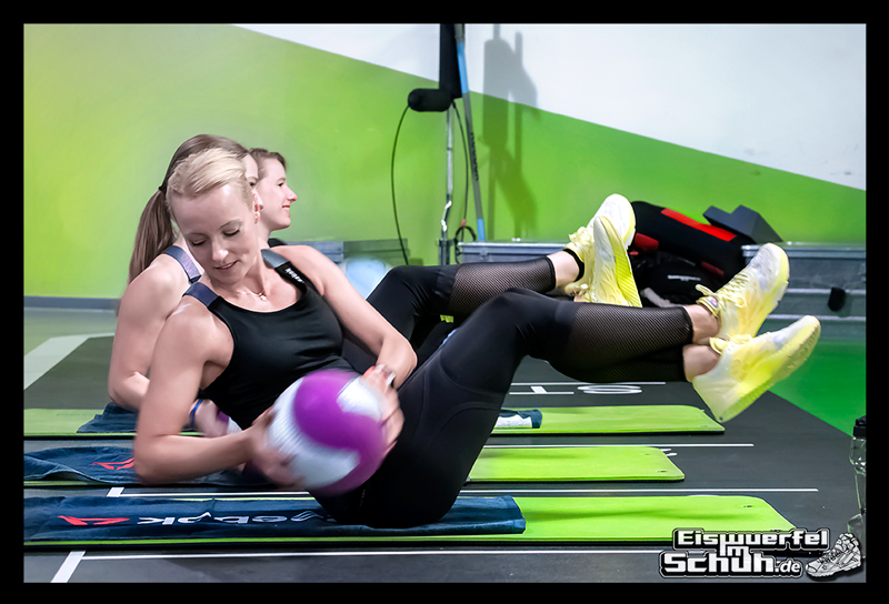 EISWUERFELIMSCHUH – Fitness Workout REEBOK Cardio Ultra Berlin (39)