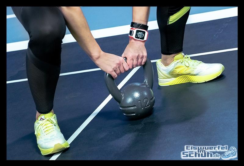 EISWUERFELIMSCHUH – Fitness Workout REEBOK Cardio Ultra Berlin (40)