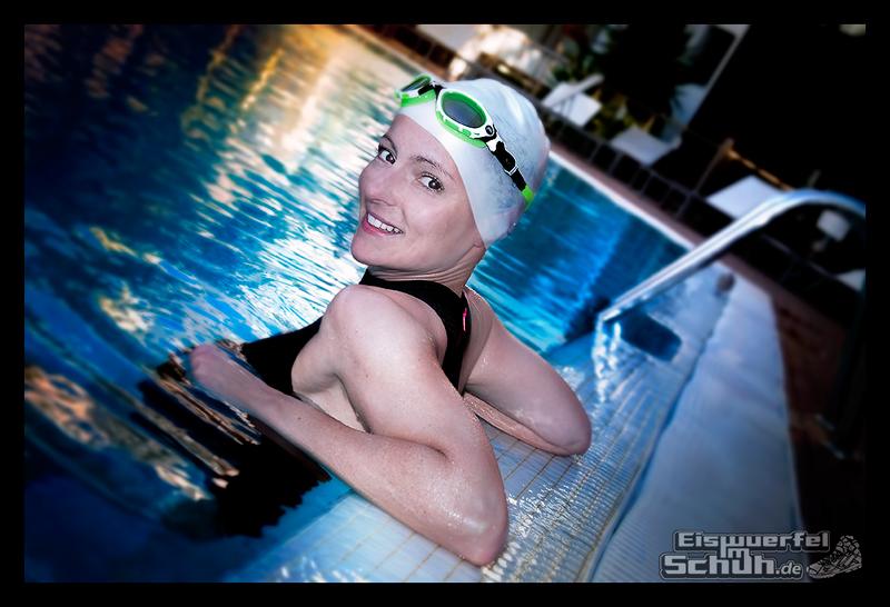 EISWUERFELIMSCHUH - Schwimmen Triathlon SPEEDO ZOOGS