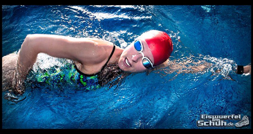 Schwimmgeschichten: Winter, brüllende Kopfhörer & Revierkämpfe