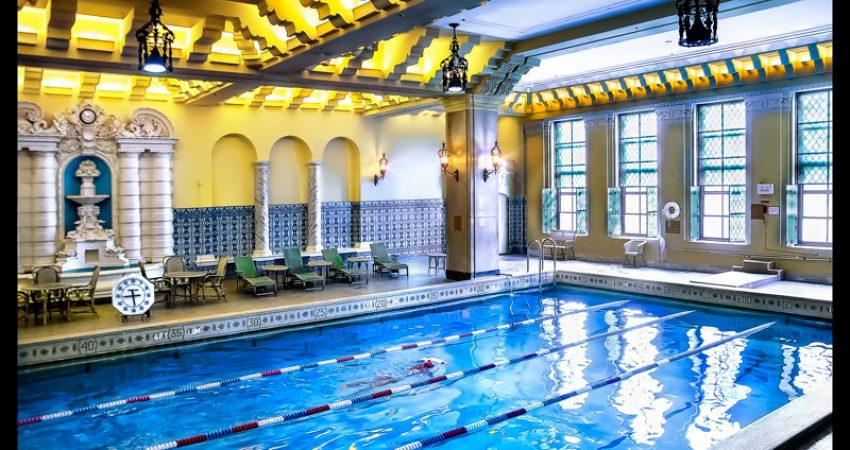 Schwimmgeschichten: Traumhafte Erinnerungen