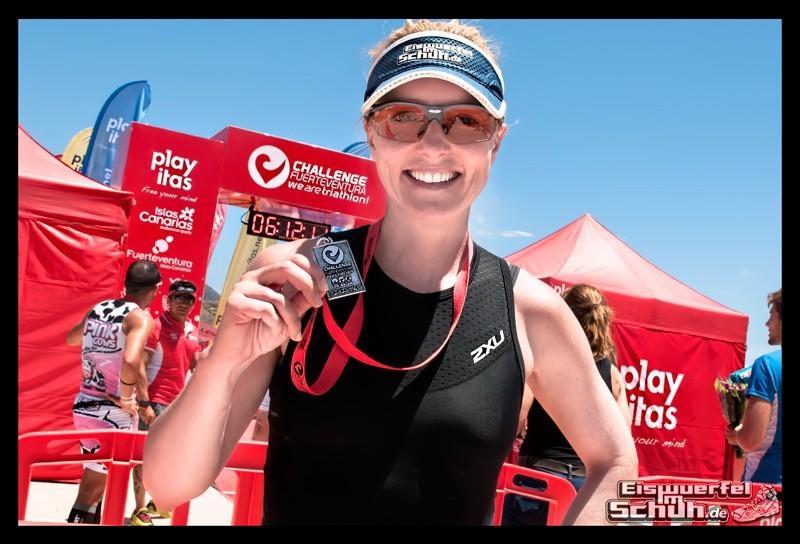 70.3 Challenge Triathlon Fuerteventura 2014 (Teil IV) -  Wüstenklima, Staub, Liegestühle