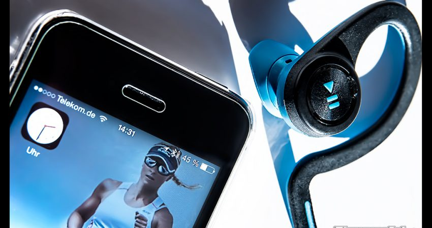 Kabelloser Musikgenuss: BackBeat Fit Kopfhörer von Plantronics (Test)