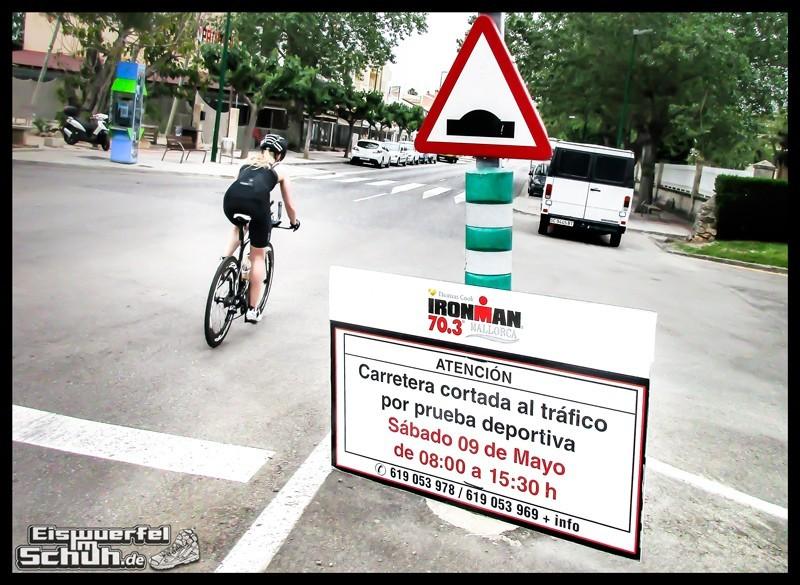 EISWUERFELIMSCHUH - Radgeschichten Mallorca Triathlon 2015 Ironman 703