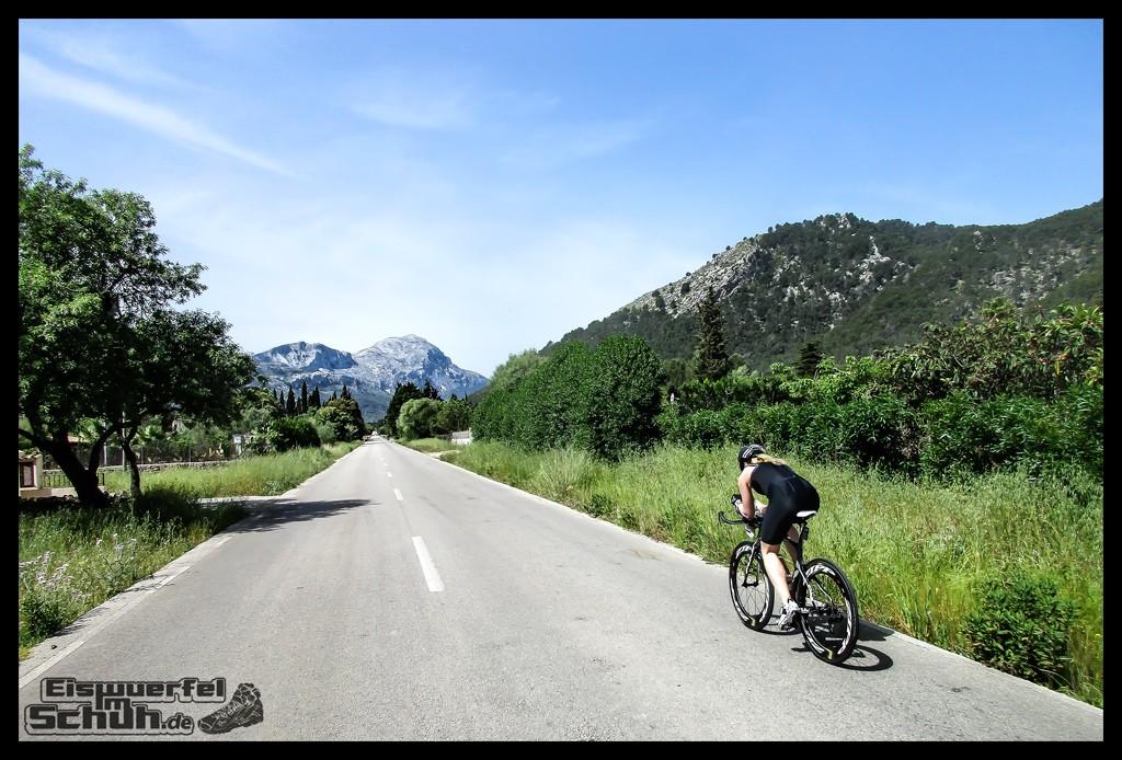EISWUERFELIMSCHUH - Radgeschichten Mallorca Triathlon 2015 Ironman