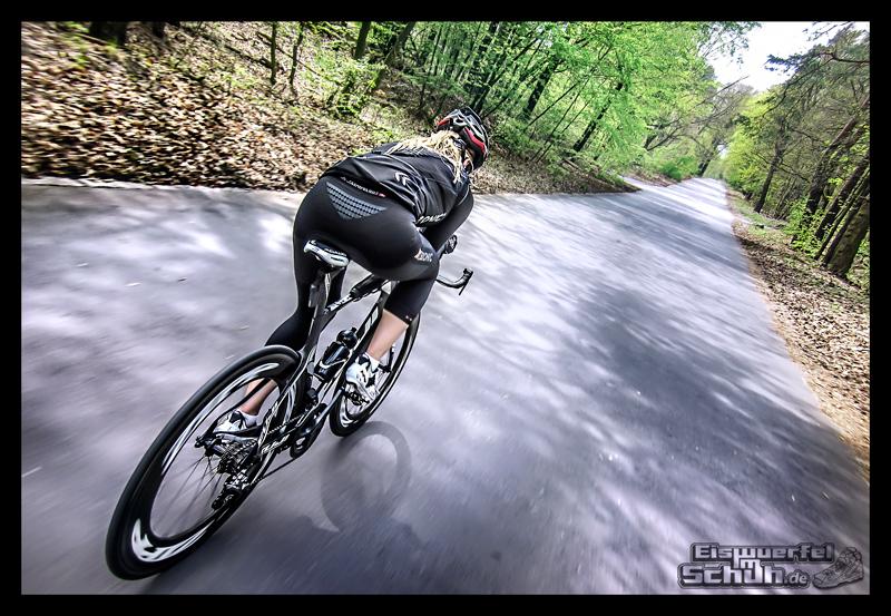 EISWUERFELIMSCHUH – Training Triathlon Rad FUJI ZIPP Xbionic BERLIN Grunewaldturm (2)