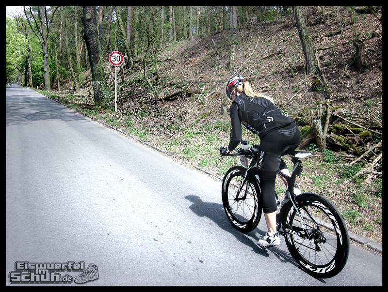 EISWUERFELIMSCHUH – Training Triathlon Rad FUJI ZIPP Xbionic BERLIN Grunewaldturm (3)