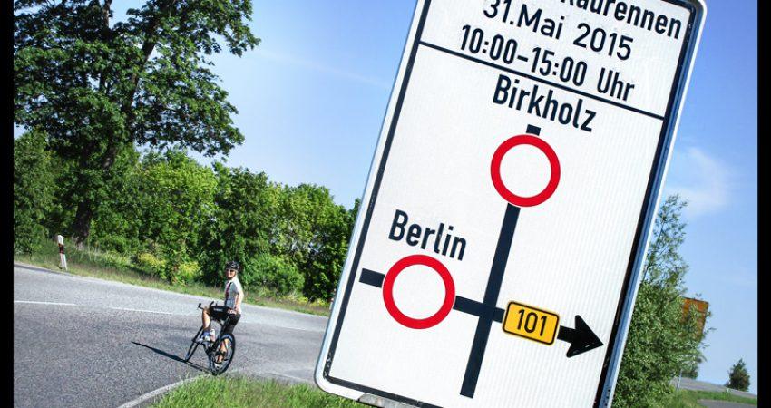 Radgeschichten: wieder auf deutschen Straßen dahinsausen