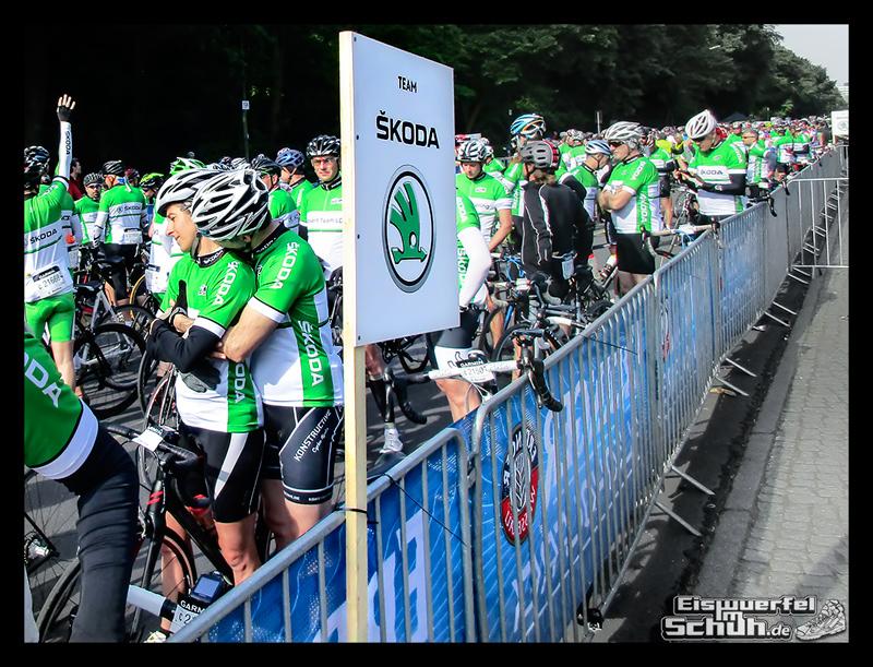 EISWUERFELIMSCHUH – GARMIN VELOTHON BERLIN 2015 Radrennen (11)