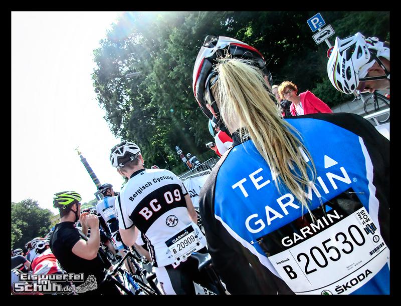 EISWUERFELIMSCHUH – GARMIN VELOTHON BERLIN 2015 Radrennen (12)
