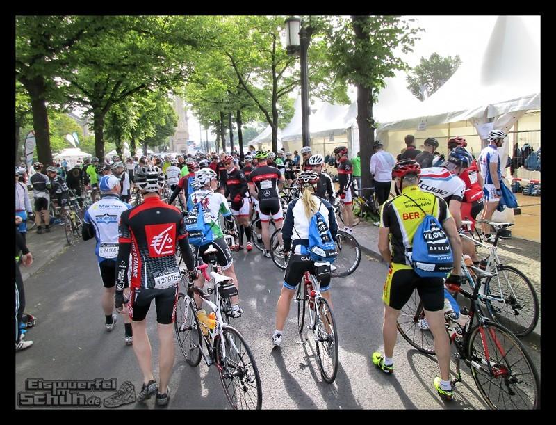 EISWUERFELIMSCHUH – GARMIN VELOTHON BERLIN 2015 Radrennen (2)