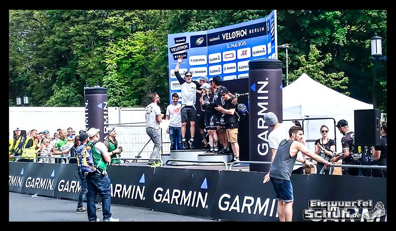 EISWUERFELIMSCHUH – GARMIN VELOTHON BERLIN 2015 Radrennen (63)
