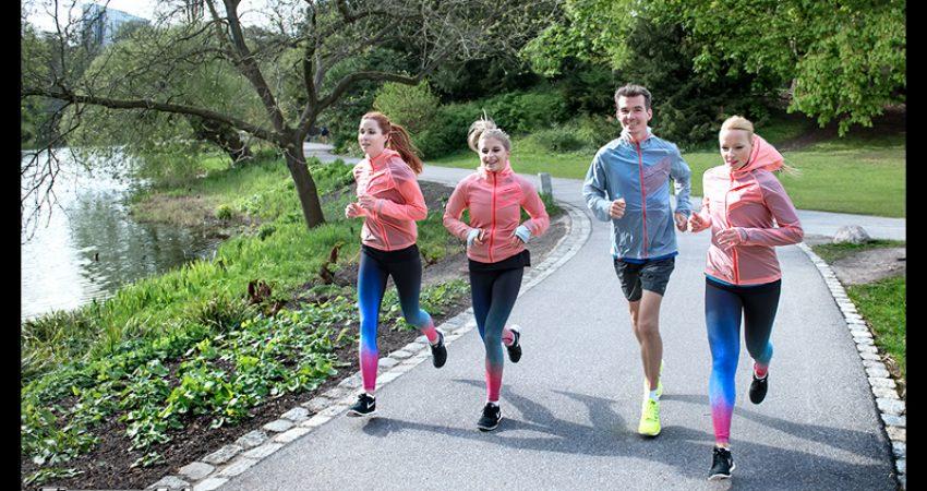 'Ode ans läuferische Grüßen' oder 'grüßt ihr andere Läufer?'