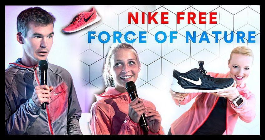 Hafenstadt Hamburg laufend erleben mit Arne Gabius, Jana Sussmann und dem Nike Free