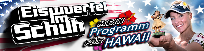 EISWUERFELIMSCHUH - Hawaii Big Island Programm Fuer Hawaii Banner Header 2