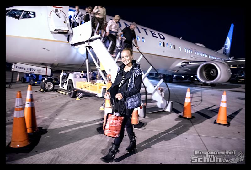 EISWUERFELIMSCHUH – Hawaii Big Island Reise Ironman Championship Angekommen 22