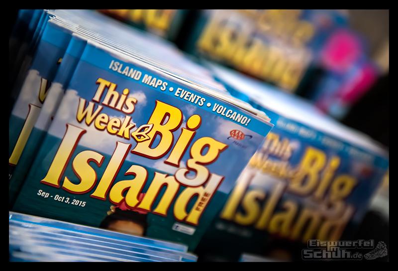 EISWUERFELIMSCHUH – Hawaii Big Island Reise Ironman Championship Angekommen 25